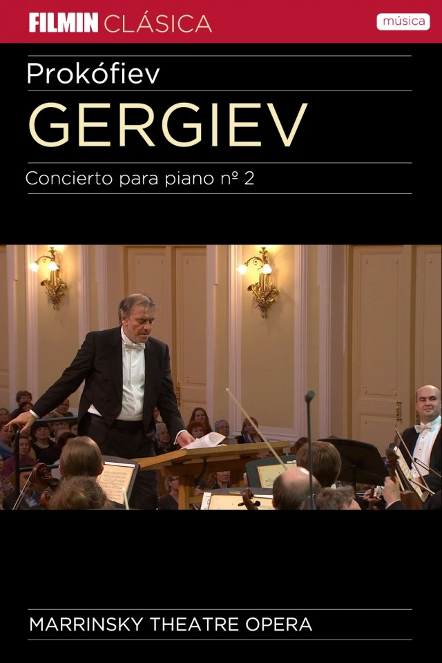 Concert per a piano núm. 2 de Prokófiev