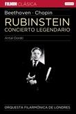 Rubinstein, concierto legendario
