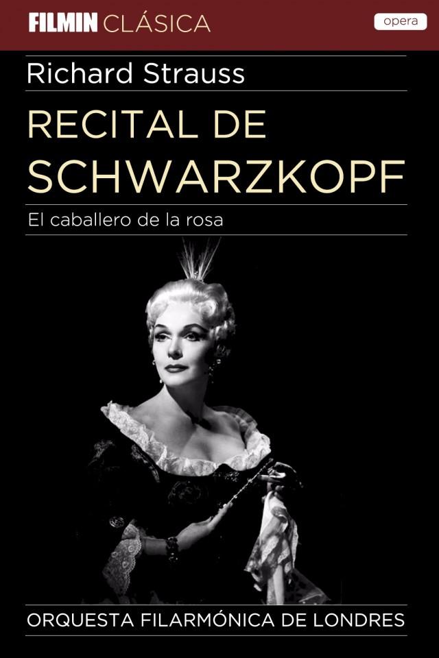 Schwarzkopf canta a Strauss