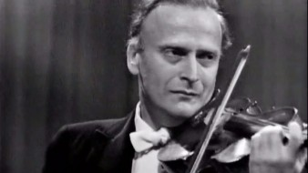 Menuhin interpreta Beethoven
