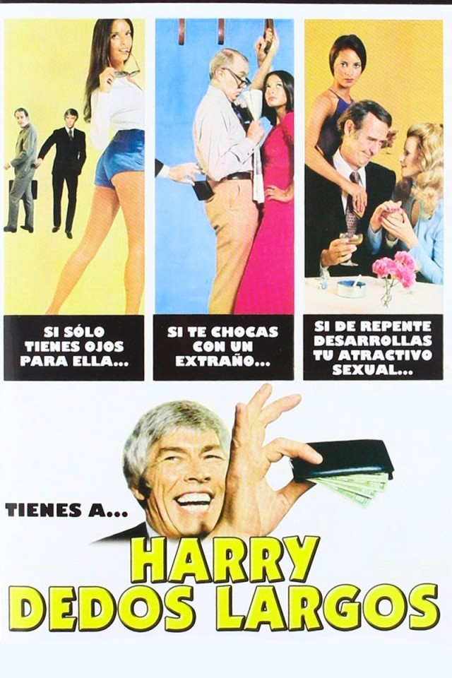 Harry Dedos Largos