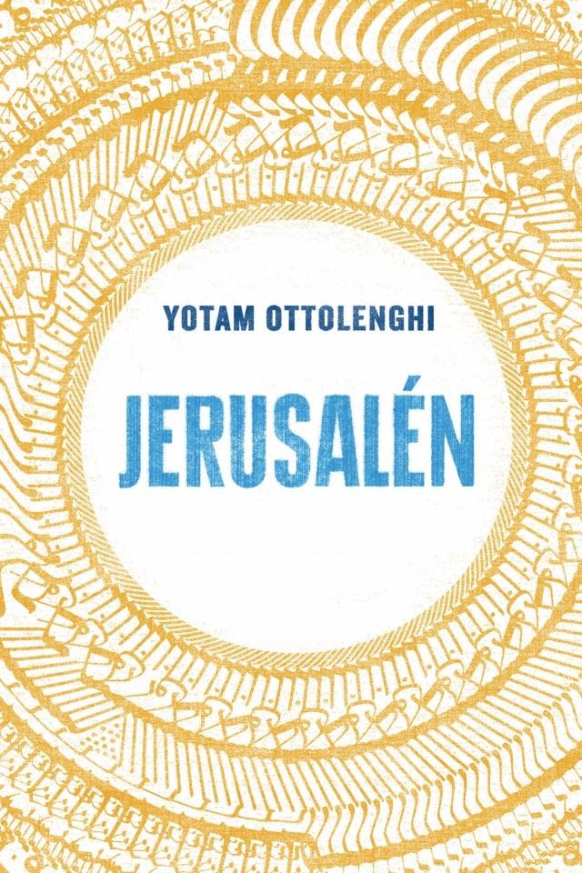 Jerusalén por Ottolenghi