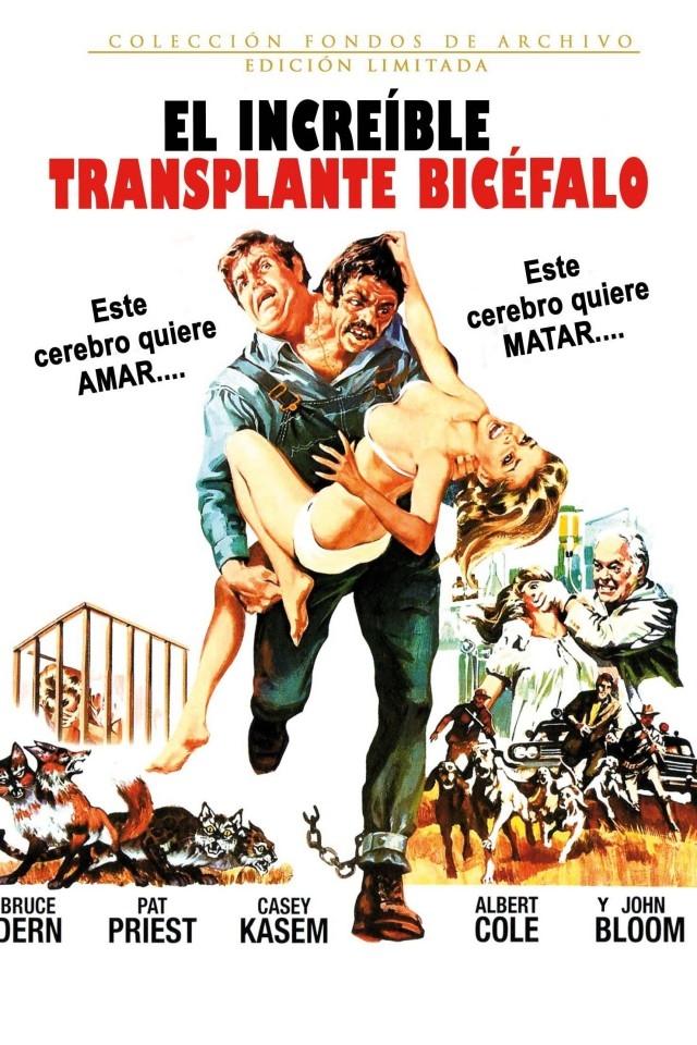 El Increíble Transplante Bicéfalo