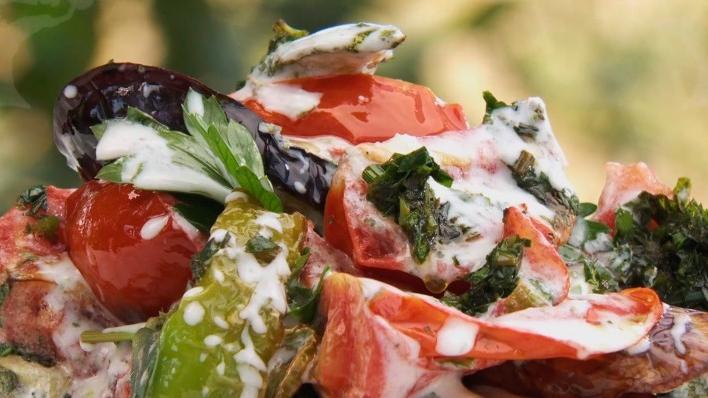 El Festín Mediterráneo de Yotam Ottolenghi