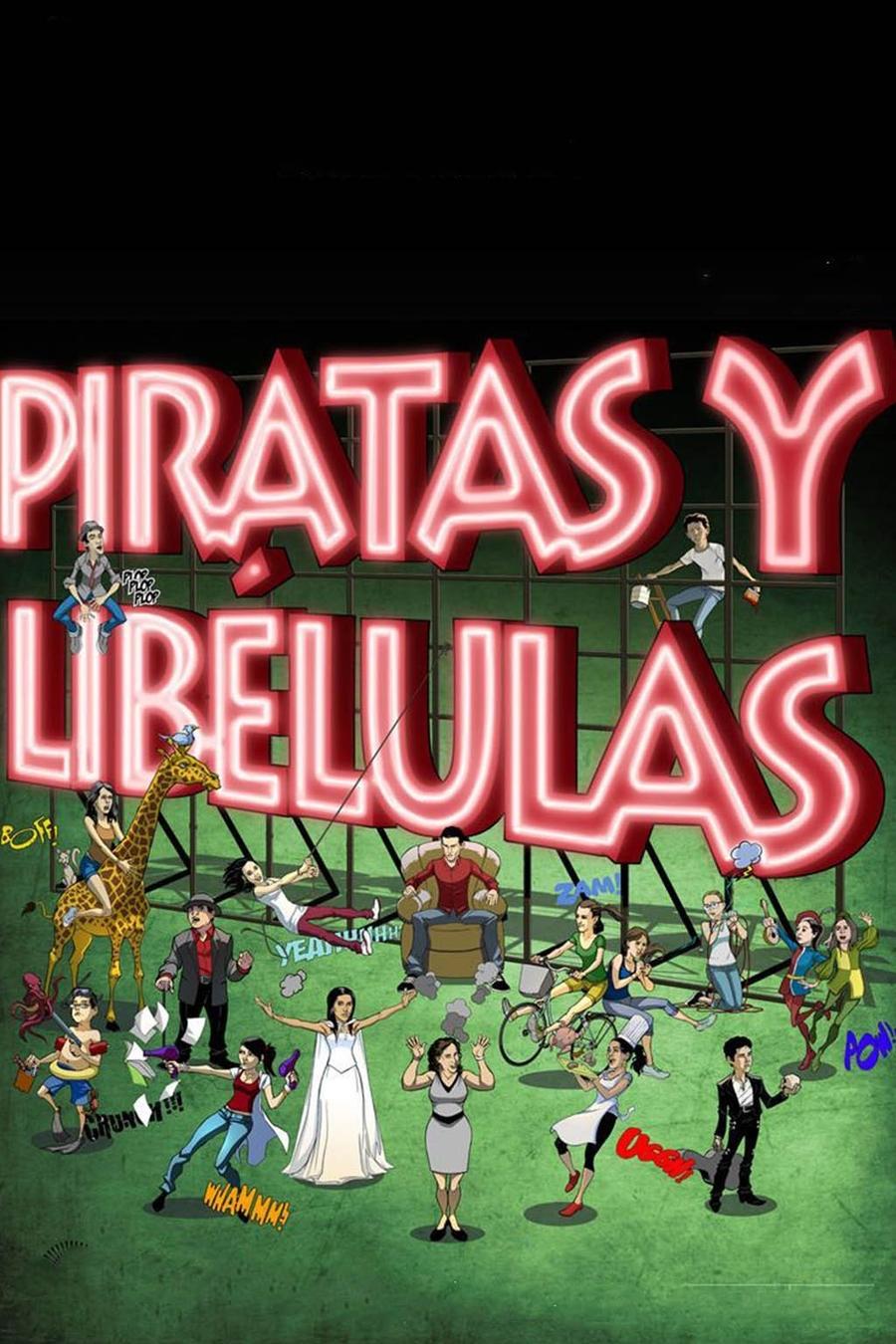 Piratas y Libélulas