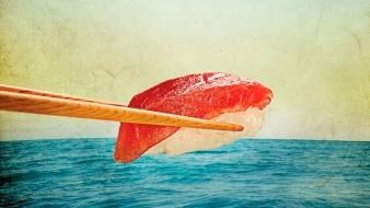Sushi: La captura global