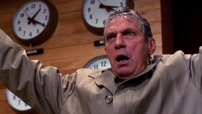 Peter Finch: Mad As Hell
