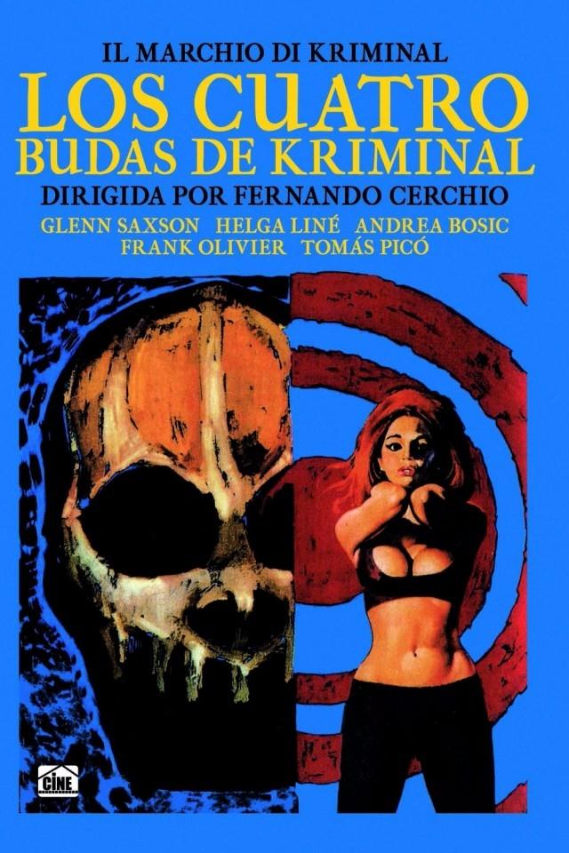Los cuatro budas de Kriminal