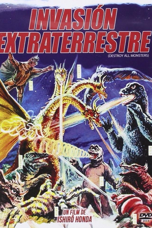 Invasión Extraterrestre
