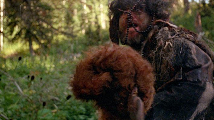 No vayas al bosque... sola