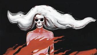Los largos cabellos de la muerte