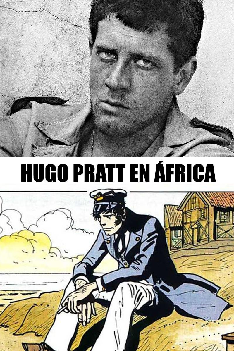 Hugo Pratt en África