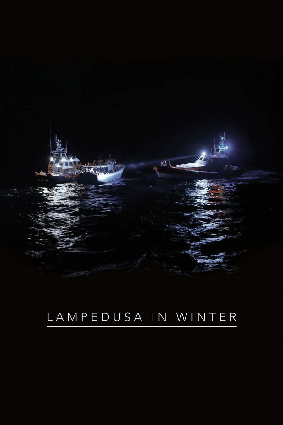 Lampedusa in Winter