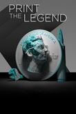 Print the legend: la revolución en 3D