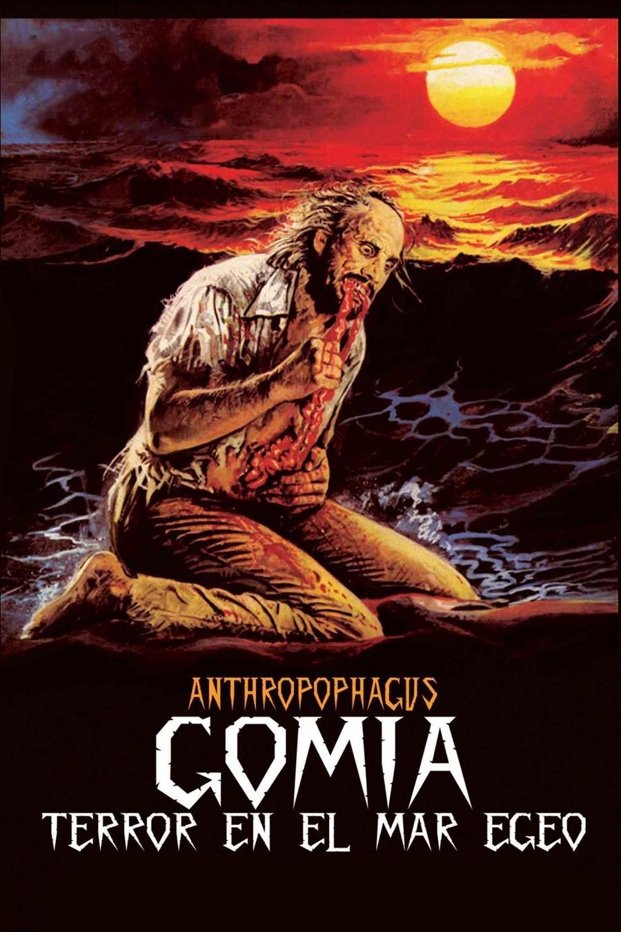 Gomia, terror en el mar Egeo