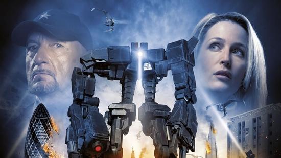 Robots: La invasión