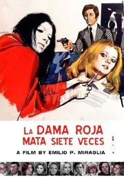 La dama roja mata siete veces