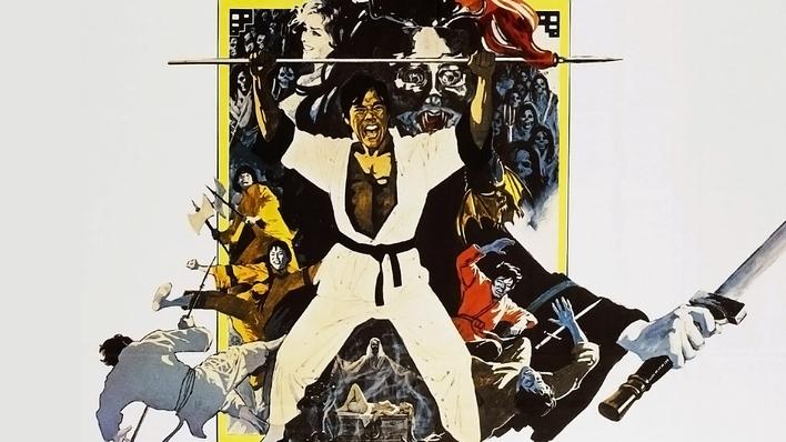 Kung Fu contra los Siete Vampiros de Oro