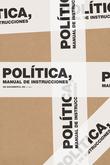 Política, manual de instrucciones