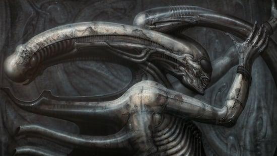 Dark Star: El Universo de H.R Giger