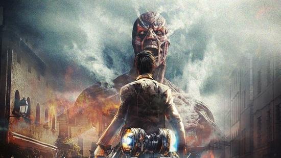 L'atac als Titans