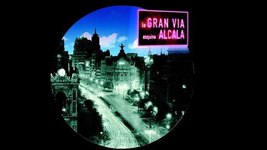 La Gran Vía esquina a Alcalá