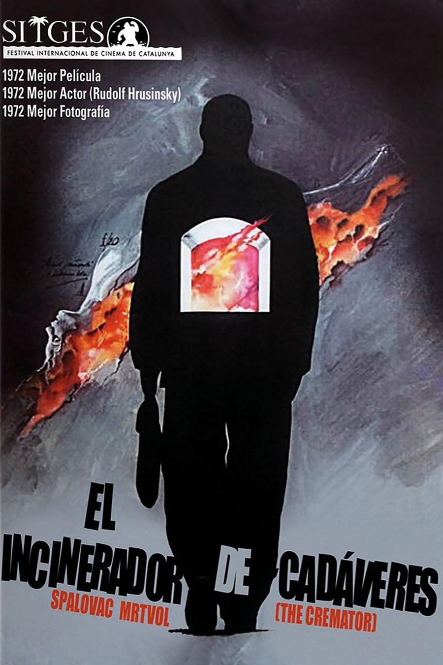 El incinerador de cadáveres