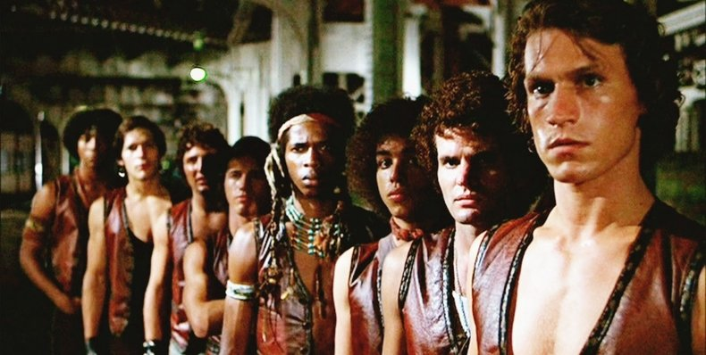 The Warriors. Los amos de la noche