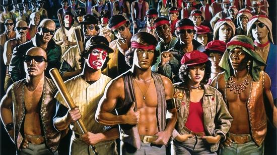 The Warriors. Los amos de la noche