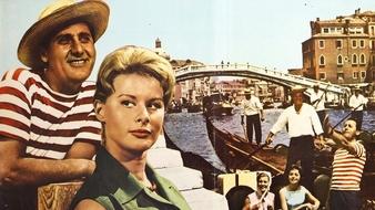Venecia, la luna y tú