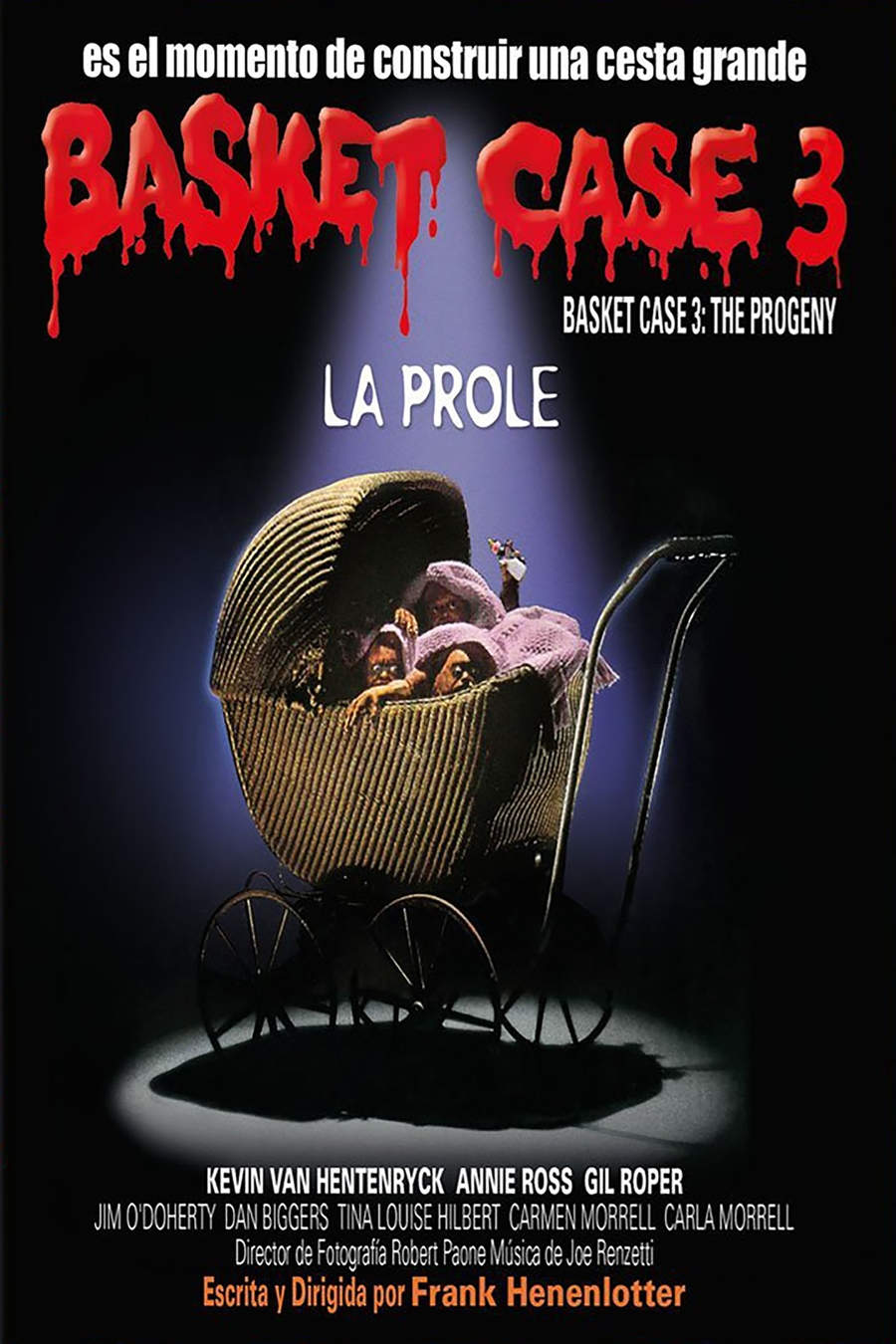 Basket Case 3: La prole