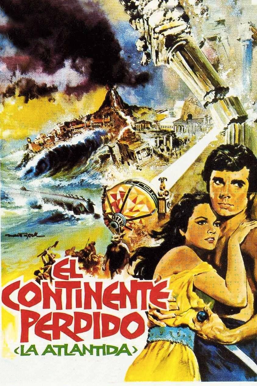 La Atlántida: El continente perdido