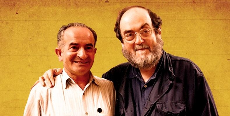 Mi amigo Kubrick
