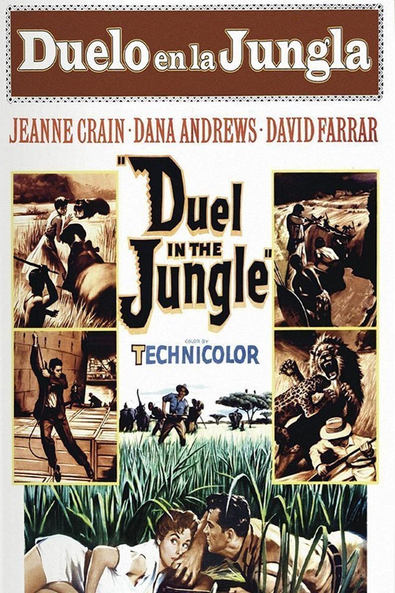 Duelo en la jungla