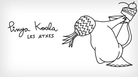 Pinya Koala - Les Atxes