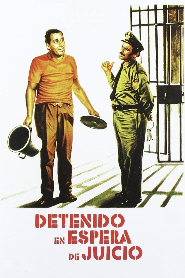 Detenido en espera de juicio