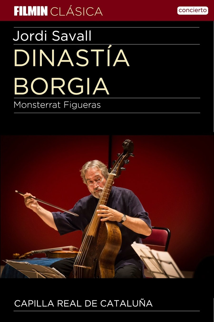 Dinastia Borja- Jordi Savall