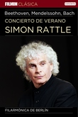 Concierto de verano Simon Rattle