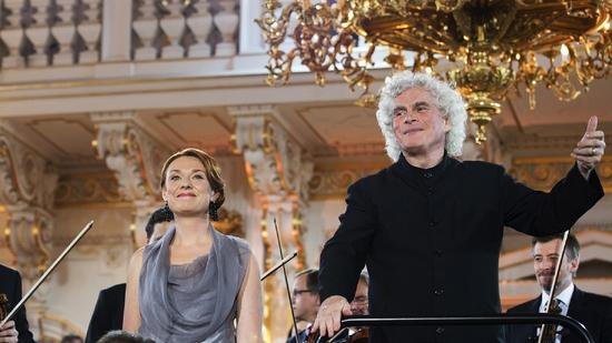 Concert per Europa Simon Rattle