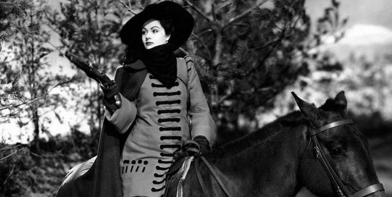 La Mujer Bandido