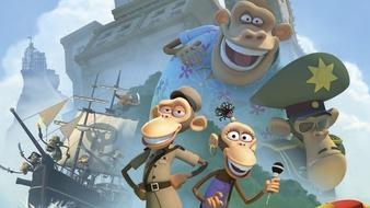 Marco Macaco y los primates del Caribe