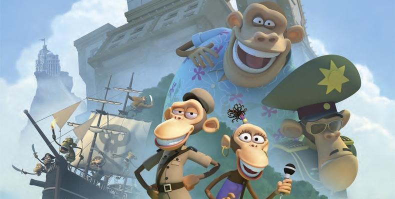 Marco Macaco i els primats del Carib