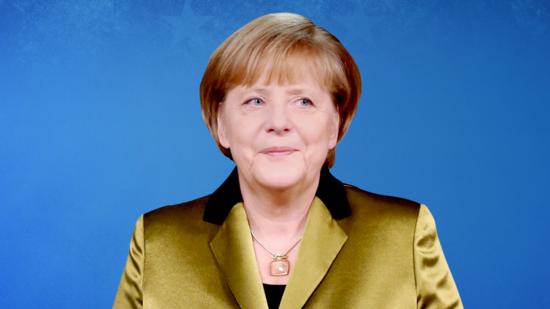Angela Merkel, la imprevista