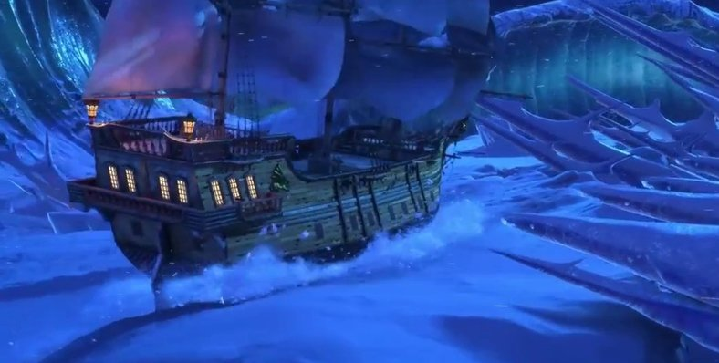 Orm al Regne de la Neu