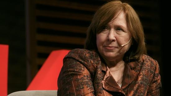 Svetlana Aleksiévich: Las voces de la historia