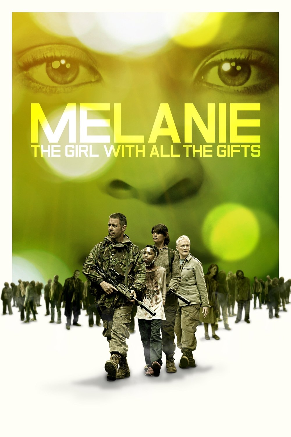 Melanie: The girl with all the gifts