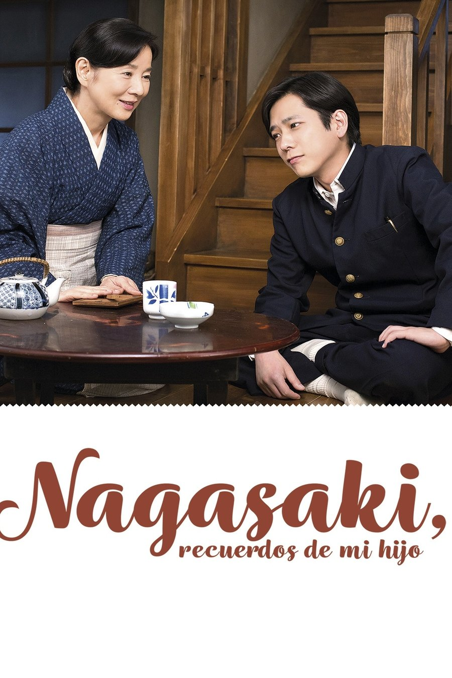 Nagasaki. Records del meu fill