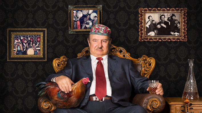 El maravilloso reino de Papa Alaev