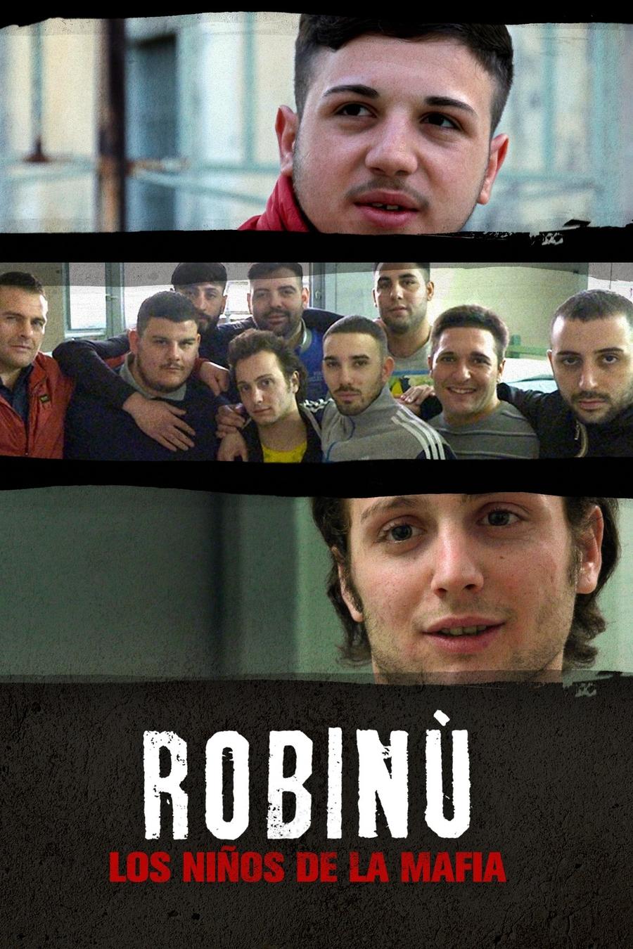 Robinù, los niños de la mafia