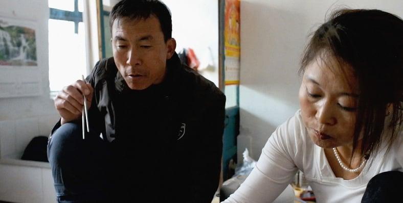 Mrs. B, una mujer norcoreana